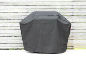 Hooded Canvas Cover Black