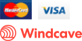We accept payment through Windcave